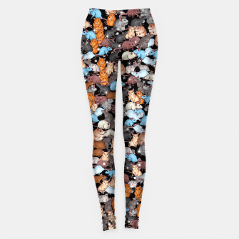 Thumbnail image of Winter mices Leggings, Live Heroes