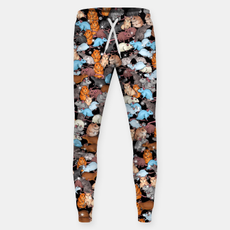 Thumbnail image of Winter mices Sweatpants, Live Heroes