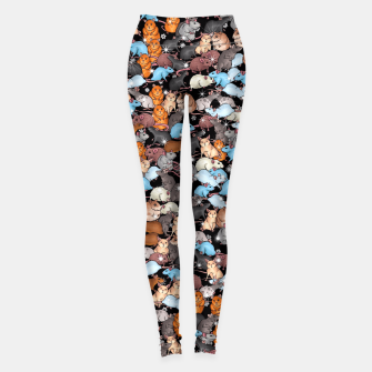 Winter mices Leggings thumbnail image