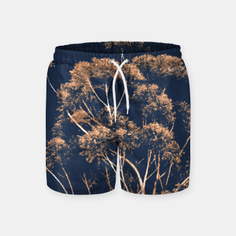Imagen en miniatura de Botanical Decor Artwork Swim Shorts, Live Heroes