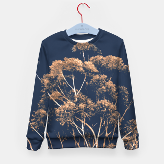 Miniatur Botanical Decor Artwork Kid's sweater, Live Heroes