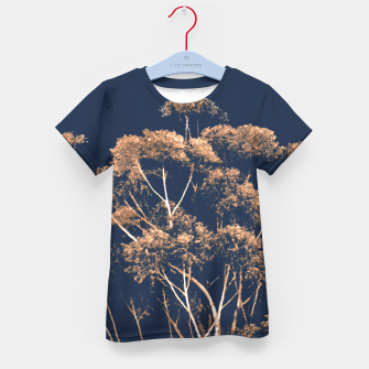 Miniatur Botanical Decor Artwork Kid's t-shirt, Live Heroes