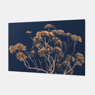 Miniatur Botanical Decor Artwork Canvas, Live Heroes