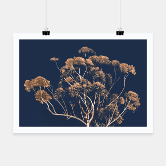 Miniatur Botanical Decor Artwork Poster, Live Heroes