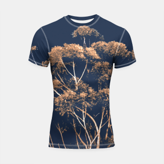 Miniatur Botanical Decor Artwork Shortsleeve rashguard, Live Heroes