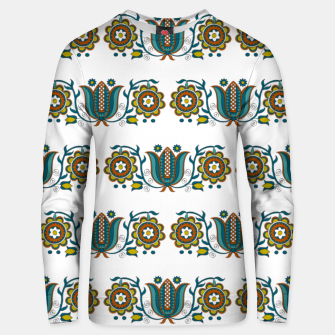 Thumbnail image of Tulips Unisex sweater, Live Heroes