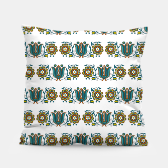 Thumbnail image of Tulips Pillow, Live Heroes