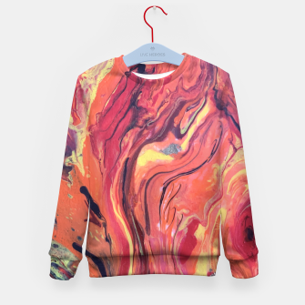 Miniature de image de Fire Kid's sweater, Live Heroes