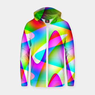 Thumbnail image of blended zipped hoody, Live Heroes