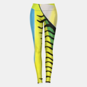 Memphis thoughts Leggings thumbnail image