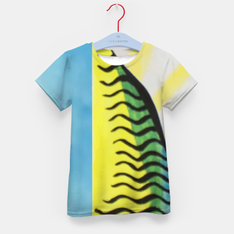 Memphis thoughts Kid's t-shirt thumbnail image