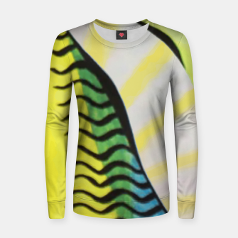 Imagen en miniatura de Memphis thoughts Women sweater, Live Heroes
