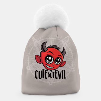 Thumbnail image of Cute But Evil Beanie, Live Heroes