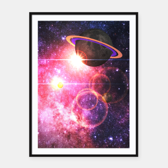 Thumbnail image of https://liveheroes.com Framed poster, Live Heroes