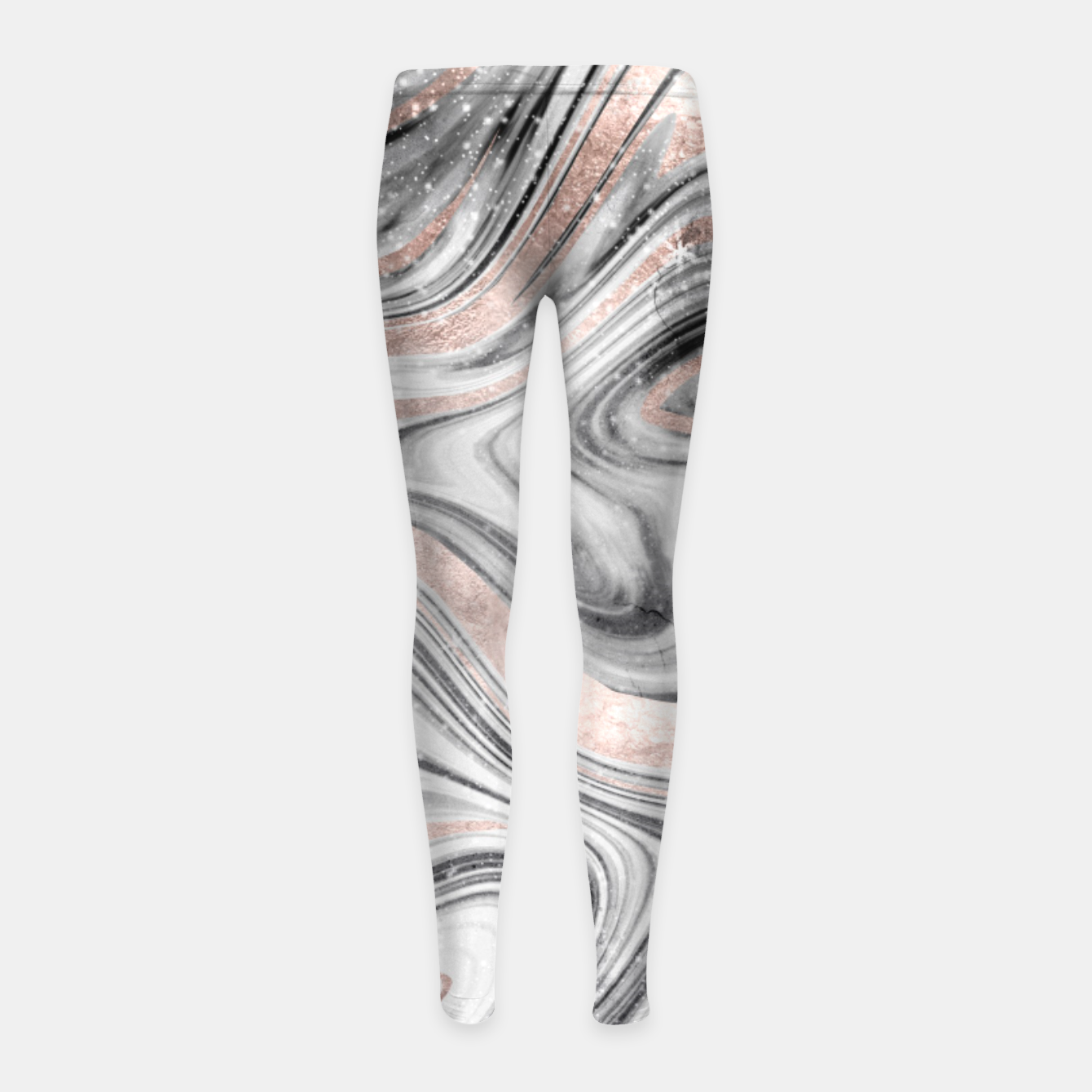 Zdjęcie Bohemian Marble Dream #2 #decor #art Kinder-Leggins - Live Heroes