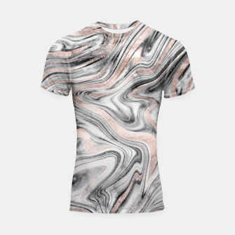 Bohemian Marble Dream #2 #decor #art Shortsleeve rashguard obraz miniatury