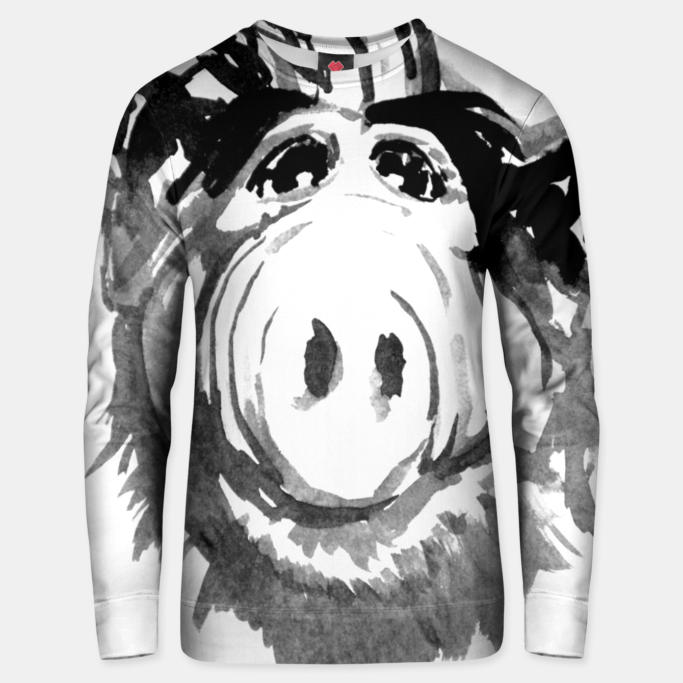 Image of alf Bluza unisex - Live Heroes