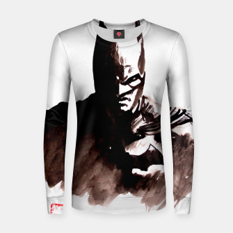 Thumbnail image of batman Women sweater, Live Heroes