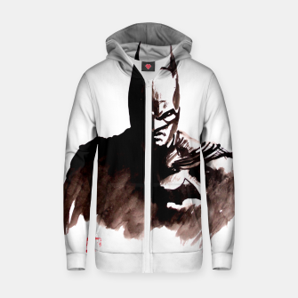 Thumbnail image of batman Zip up hoodie, Live Heroes