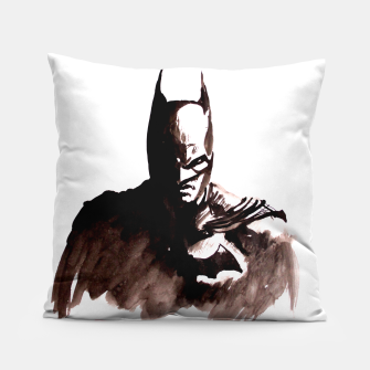 Thumbnail image of batman Pillow, Live Heroes
