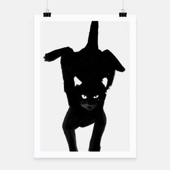 Thumbnail image of carpet cat Poster, Live Heroes