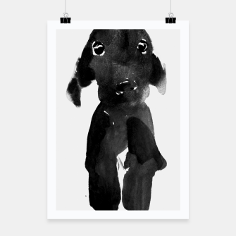 Thumbnail image of cute dog Poster, Live Heroes