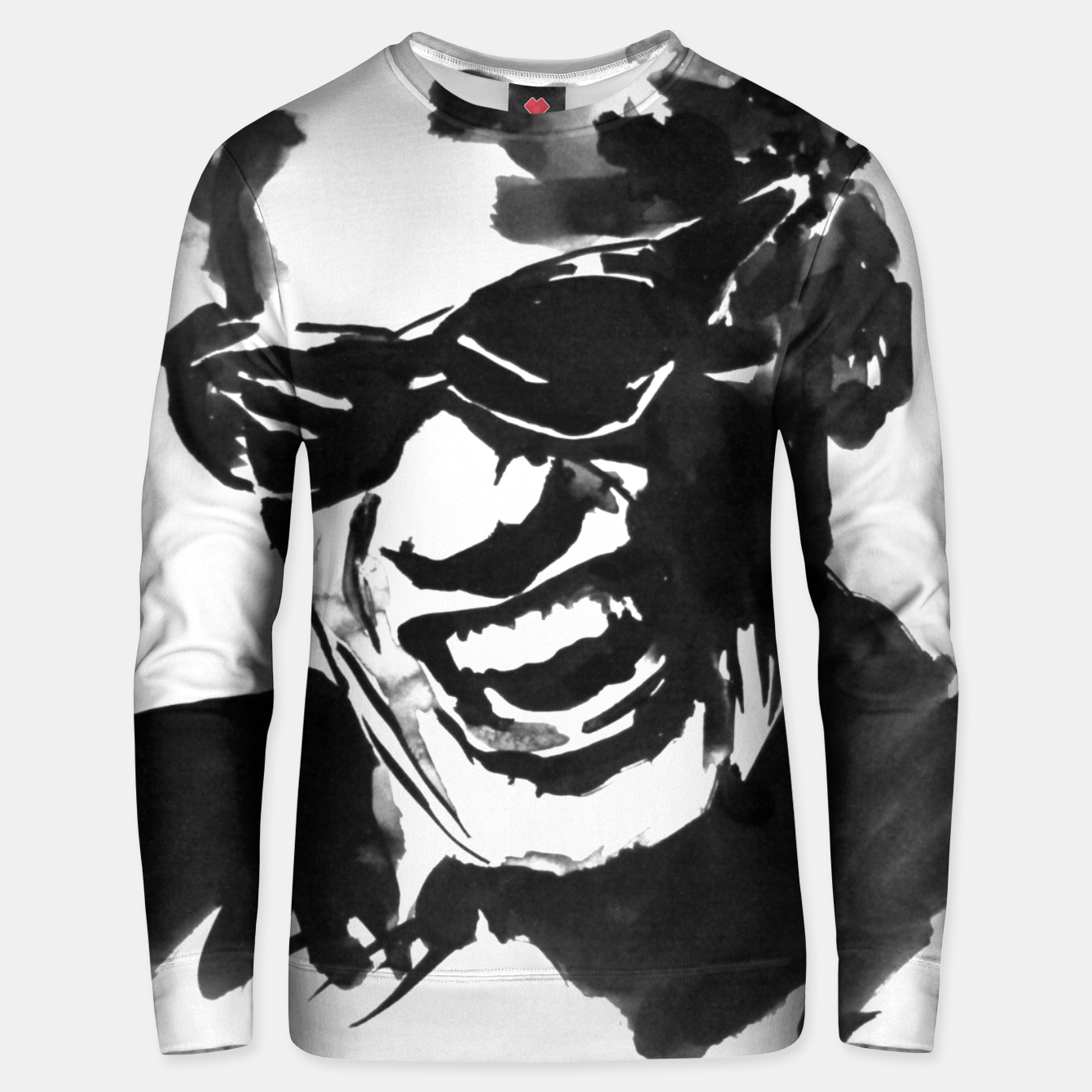 Image of ray charles Unisex sweater - Live Heroes