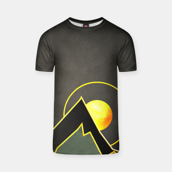 Thumbnail image of Mountains T-shirt, Live Heroes