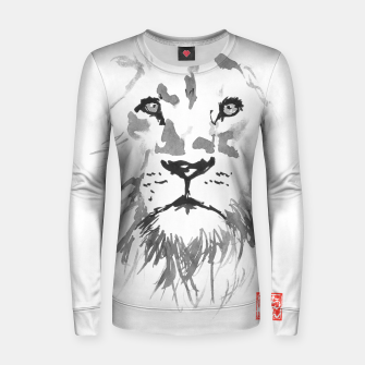 lion Women sweater thumbnail image