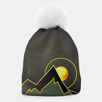 Thumbnail image of Mountains Beanie, Live Heroes
