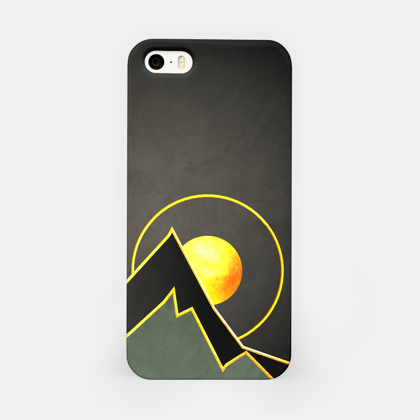 Foto Mountains iPhone Case - Live Heroes