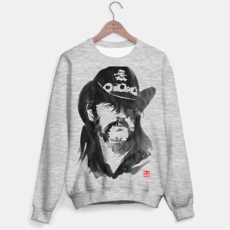 Miniatur lemmy kilmister Sweater regular, Live Heroes