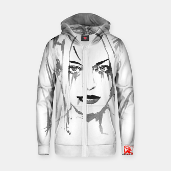Thumbnail image of suicide squad Zip up hoodie, Live Heroes