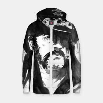 lemmy kilmister Zip up hoodie thumbnail image