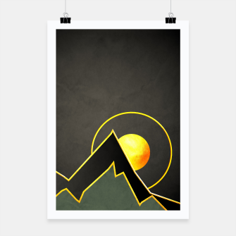 Thumbnail image of Mountains Poster, Live Heroes
