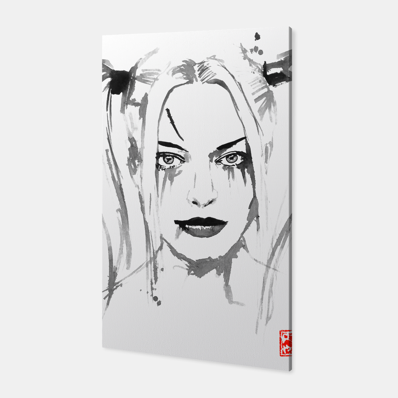 Image of suicide squad Canvas - Live Heroes