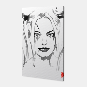 Thumbnail image of suicide squad Canvas, Live Heroes