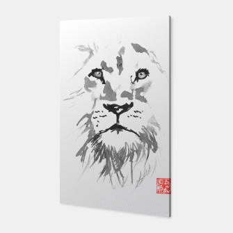 Thumbnail image of lion Canvas, Live Heroes