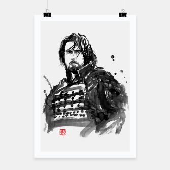 Thumbnail image of the last samurai  Poster, Live Heroes