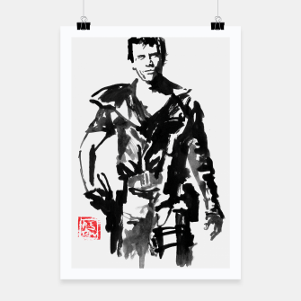 Miniatur mad max 1978 Poster, Live Heroes
