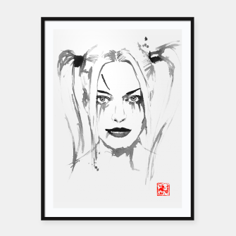 suicide squad Framed poster thumbnail image