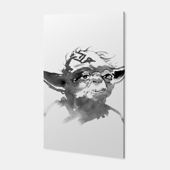 Thumbnail image of yoda Canvas, Live Heroes