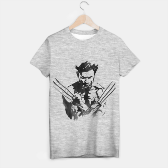 Thumbnail image of wolverine T-shirt regular, Live Heroes