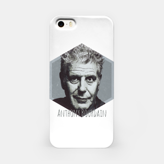 Imagen en miniatura de Anthony Bourdain Artwork iPhone Case, Live Heroes