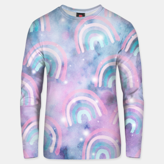 Imagen en miniatura de Cosmic Rainbow Dream Pattern #1 (Kids Collection) #decor #art  Unisex sweatshirt, Live Heroes