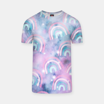 Imagen en miniatura de Cosmic Rainbow Dream Pattern #1 (Kids Collection) #decor #art  T-Shirt, Live Heroes