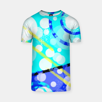Thumbnail image of water circel T-Shirt, Live Heroes