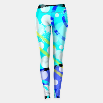 Thumbnail image of water circel Leggings, Live Heroes