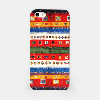 Imagen en miniatura de Colored Bohemian Vintage Traditional Moroccan Artwork iPhone Case, Live Heroes