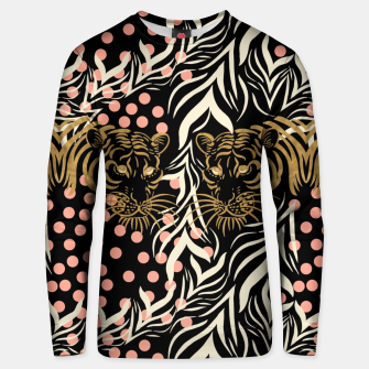 Wild Animal Sudadera unisex miniature